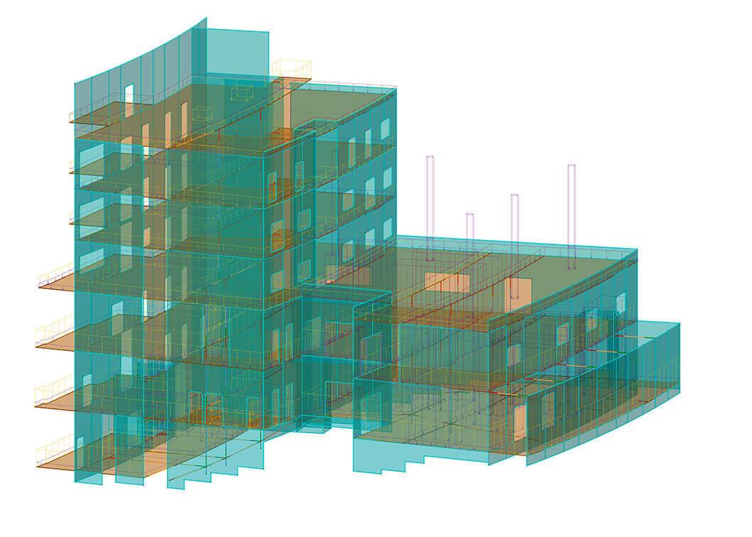 Sigmalynx bureau détudes spécialisé dans la maquette numérique bim