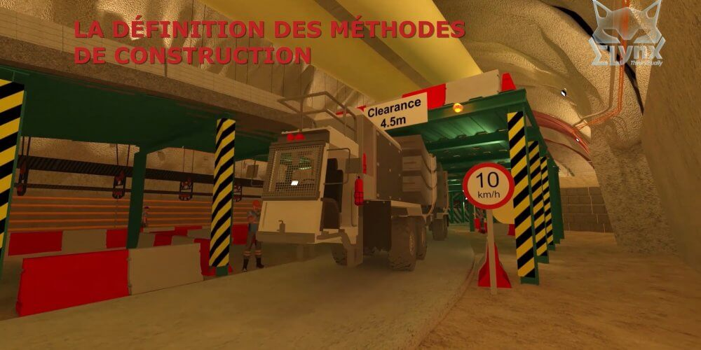 définition des méthodes de construction 3D